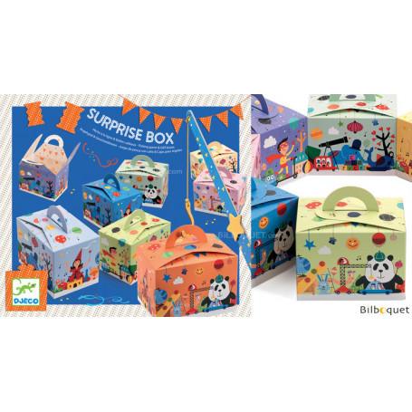 Surprise Box - 8 boîtes cadeaux