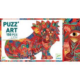 Puzz'Art Lion 150 pièces