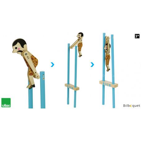 Salto's - Acrobate Cirque