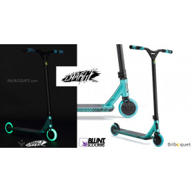 Trottinette freestyle Blunt - Kos S5 Charge - Ados/Adulte