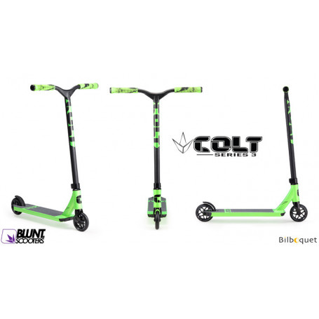 Freestyle Scooter Blunt Colt S3 Green Teenageradult