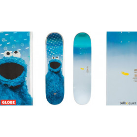 Accessoire Planche G2 Sesame Street  - Cookie Monster