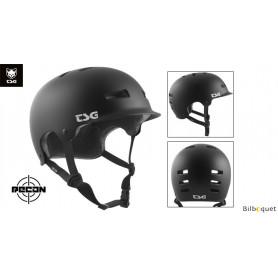 Casque TSG Recon - Solid color - Satin Black