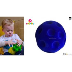 Balle sensorielle - Balle de golf bleue - Rubbabu
