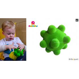 Balle sensorielle - Balle verte - Rubbabu