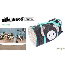 Sac de voyage Kézakos le Ouistiti - Déglingos Travel Bags