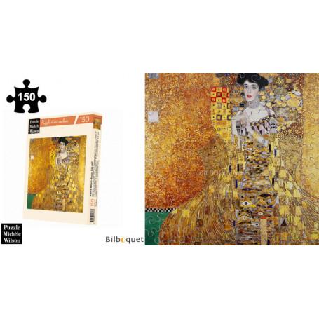 Adèle Bloch-Bauer I - Klimt - Puzzle d'art en bois 150 pièces