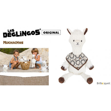 Muchachos le lama - Déglingos Original