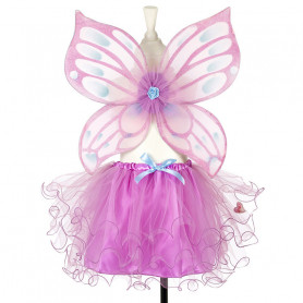 Nicola Fairy Set Skirt and Wings 3-5 years