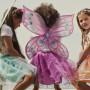 Ensemble Jupe et Ailes de fée Nicola 3-5 ans