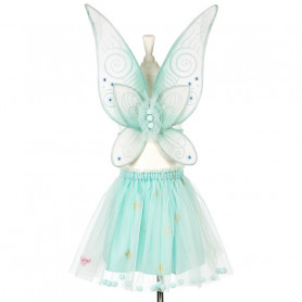 Angelina Fairy Set Skirt and Wings 3-5 years