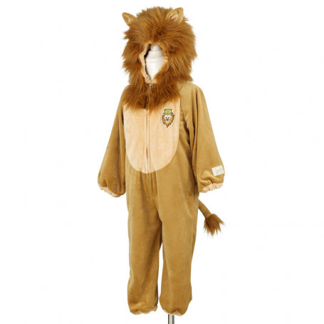 Lion costume for child