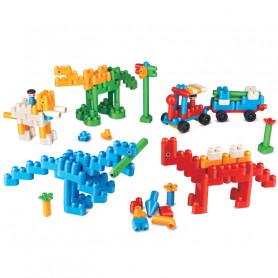 Le paradis des dinosaures - kit de construction PolyM