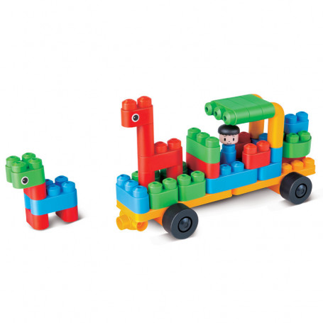Zoo Keeper 'n' Cars - Kit PolyM