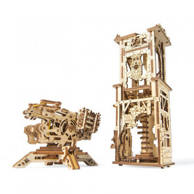 Mechanical model Archballista-Tower - Ugears