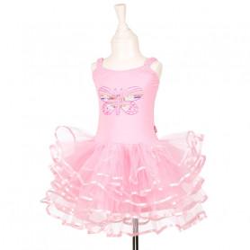 Robe Floraline - Déguisement fille 3-4 ans