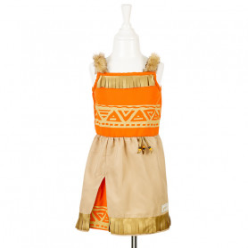 Indian Leoti - Costume for girl 3-4 years