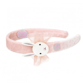 Ear muffs Selena - Rabbit - Accessory for girl