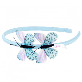 Serre-tête Eveline - butterflies - Accessory for girl