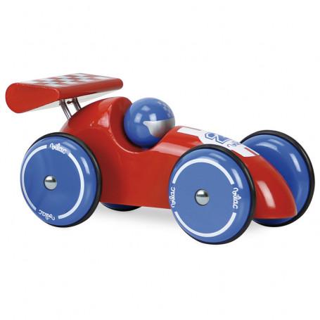 Big racing car