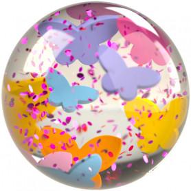 Effect ball Glitter Butterfly - Kullerbü