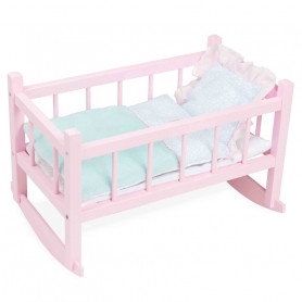 Bed for Doll - Accessory Petit Collin