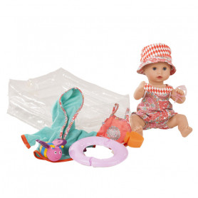 Bathbaby Girl Aquini vintage