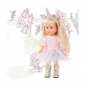 Mia Unicorn - Doll Just like me