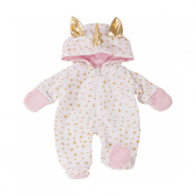 Unicorn jumpsuit - Gotz doll clothes