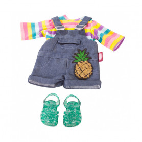 Combo Tropical - Set of clothes for Gotz doll