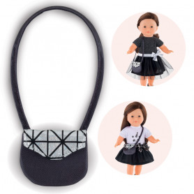 Handbag for doll ma Corolle