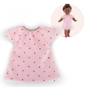 Rennes Dingues Dress For doll Ma Corolle