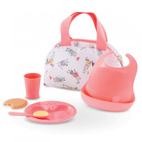 Mealtime Set for 36-42 cm baby doll