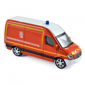 Mercedes Sprinter Firefighter - Norev Emergency