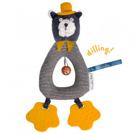 Ring rattle cat Alphonse