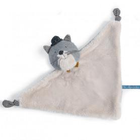 Baby comforter Fernand cat