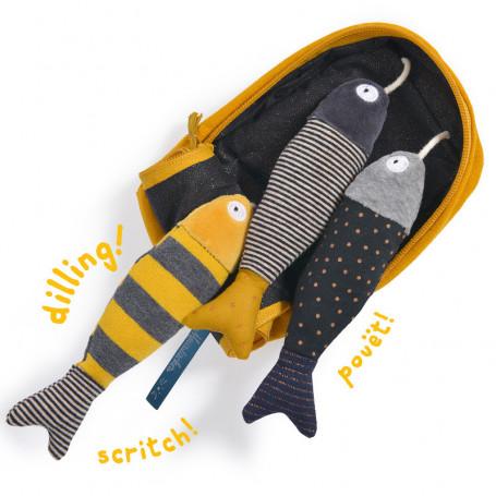 Activity sardines