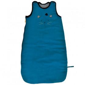 Gigoteuse Sac de couchage bleu