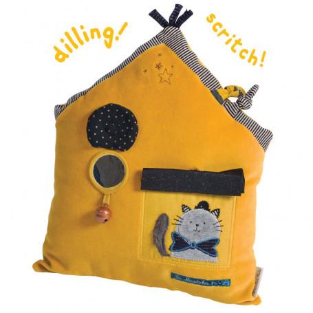 Yellow activity house