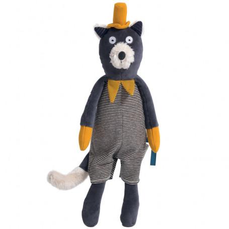 Poupée chat Alphonse