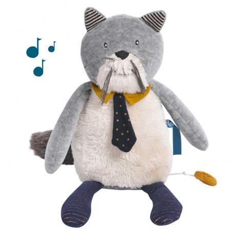 Musical Cat Fernand