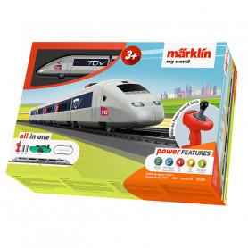 Coffret de départ TGV - Märklin my world