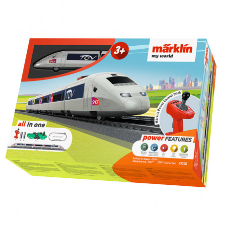 TGV Starter Set - Märklin my world
