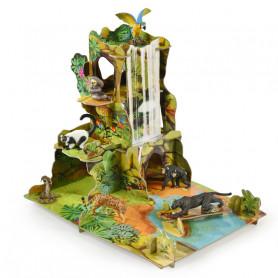 The Jungle - Cardboard Platform