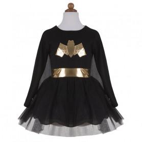 Bat Girl dress and cape - Costume for Gir