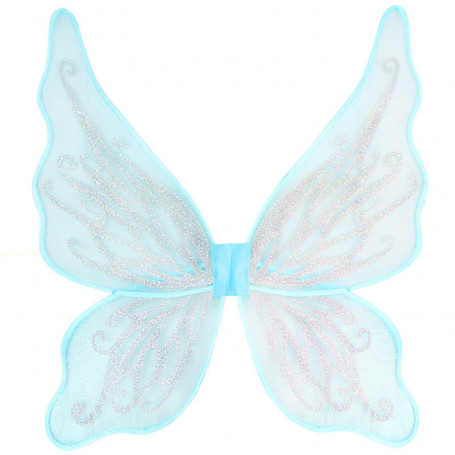 Blue Fairytale Wings - Costume for Gir