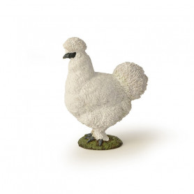 Silkie Chicken - Papo Figurine