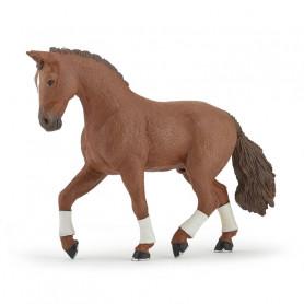 Alezan Hanovrian horse - Papo Figurine