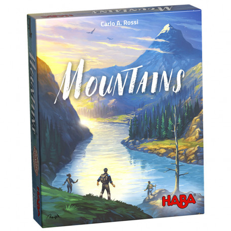 Mountains - High degree of interaction