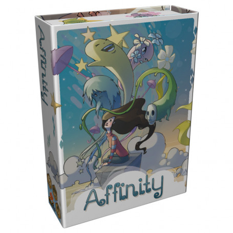 Affinity - A game of emotions